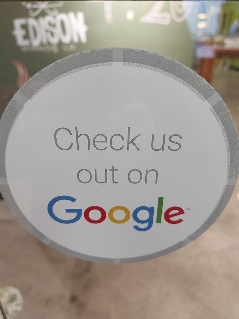 Drop us a review !